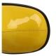 Bottes jaunes vernies originales