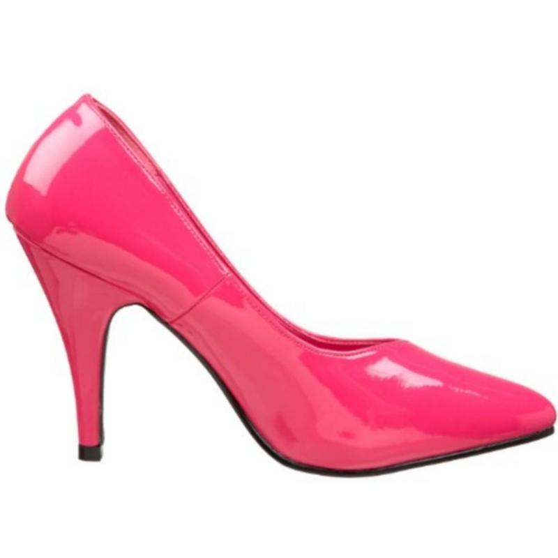 escarpin fushia vernis chaussure femme pied large. Black Bedroom Furniture Sets. Home Design Ideas
