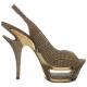 Sandale DELUXE-654RS bronze