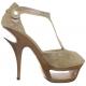 Sandales de Luxe caramel DELUXE-682