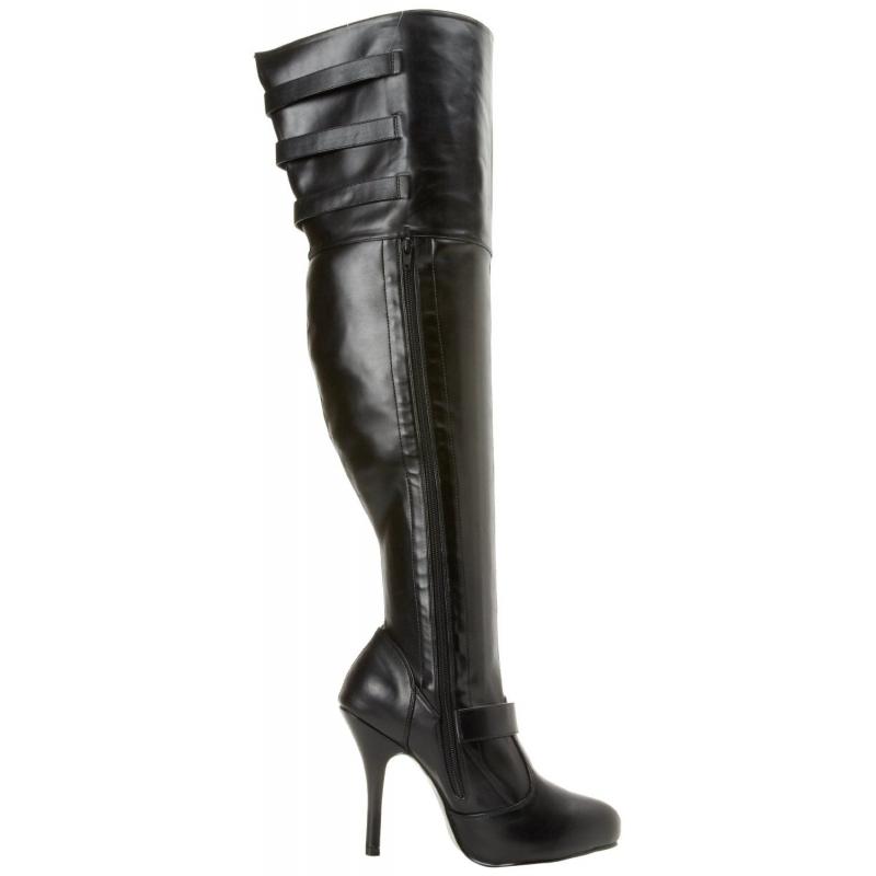 bottes hautes ou genouill res pour femmes mollets larges