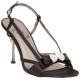 Chaussure sandale de soirée en satin noir talon aiguille jewel-12