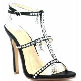 Chaussures à strass nu-pieds noirs à brides talon fin melody-18