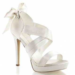 Sandale habillée satin ivoire lumina-29