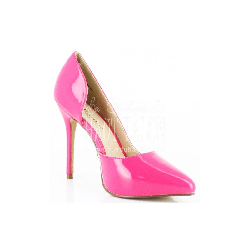 escarpins pleaser coloris fushia chaussures modes. Black Bedroom Furniture Sets. Home Design Ideas