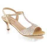 Nu-pieds habillés strass dorés petit talon audrey-05
