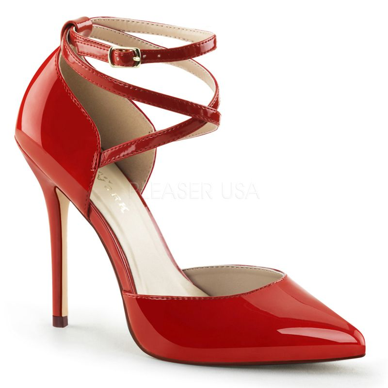 Images Of Red Shoe Stiletto