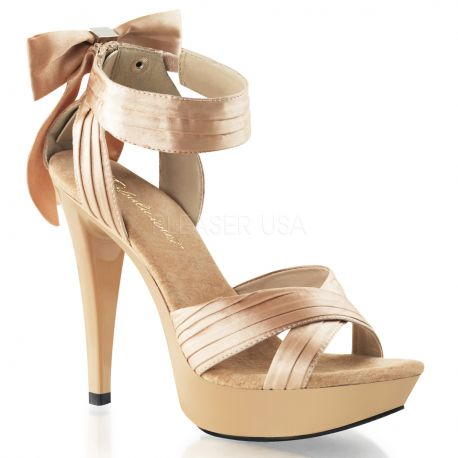 Sandales à bride coloris caramel cocktail-568