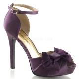 Nu-pied violet en satin talon fin lumina-36