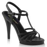 Sandales à brides coloris noir