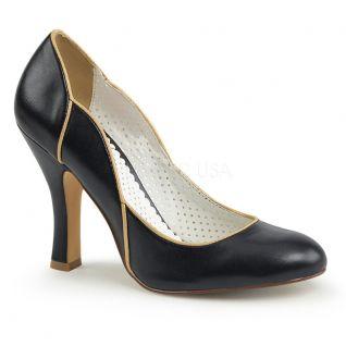Escarpins noirs style vintage smitten-04