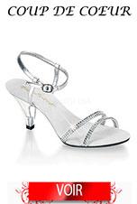Sandale blanche