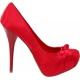 Escarpin  rouge  GORGEOUS-28