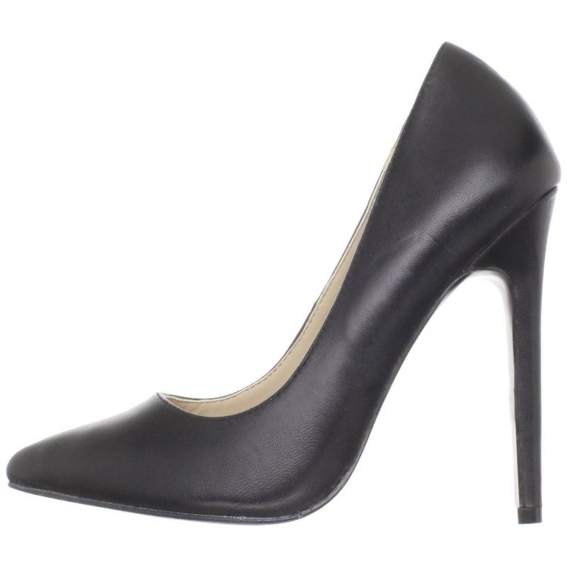 95c494be60c Où acheter des escarpins cuir noir grande pointure