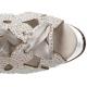 Chaussures bottines été coloris argent à strass talon haut delight-600-36