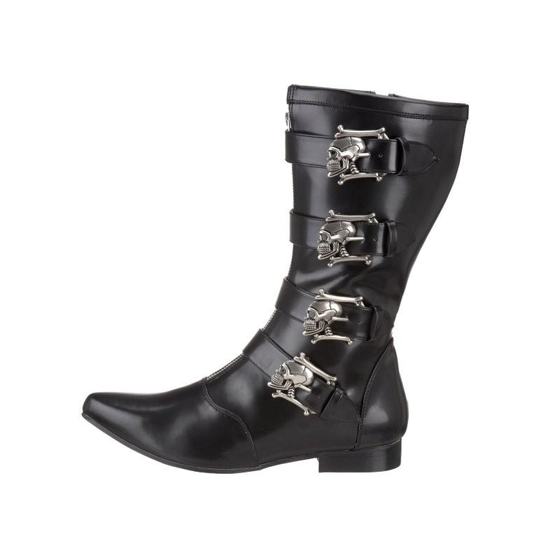 Chaussures Demonia Brogue homme oP6qvyG