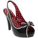 Sandales Talon Haut Noires Vernies Bettie-05