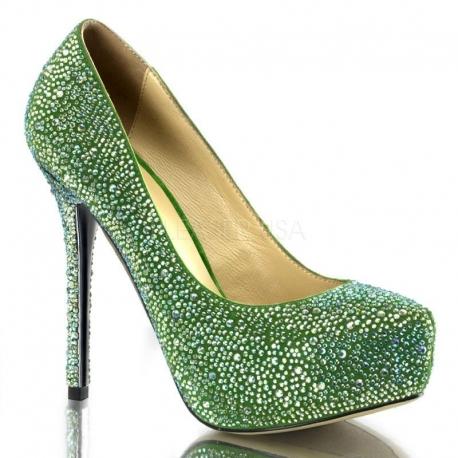 Chaussures de soirée roses Fashion femme vwXzdRPHu