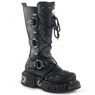 Rangers gothiques homme coloris noir dma-3000