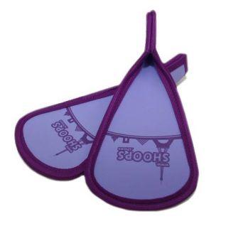 Protection chaussure haut talon pour conduite shoops-bleu