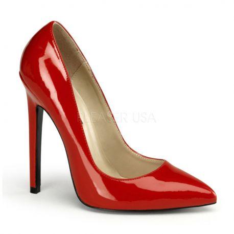 Escarpins rouges brillant pourquoi c est très sexy ab309e34487e