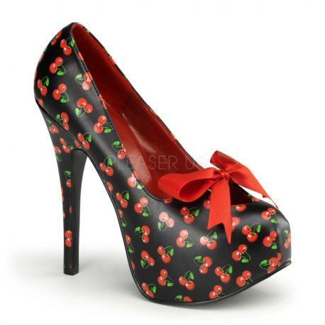Chaussures temps des cerises