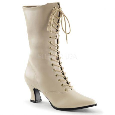 bottines à lacets femme renaissance