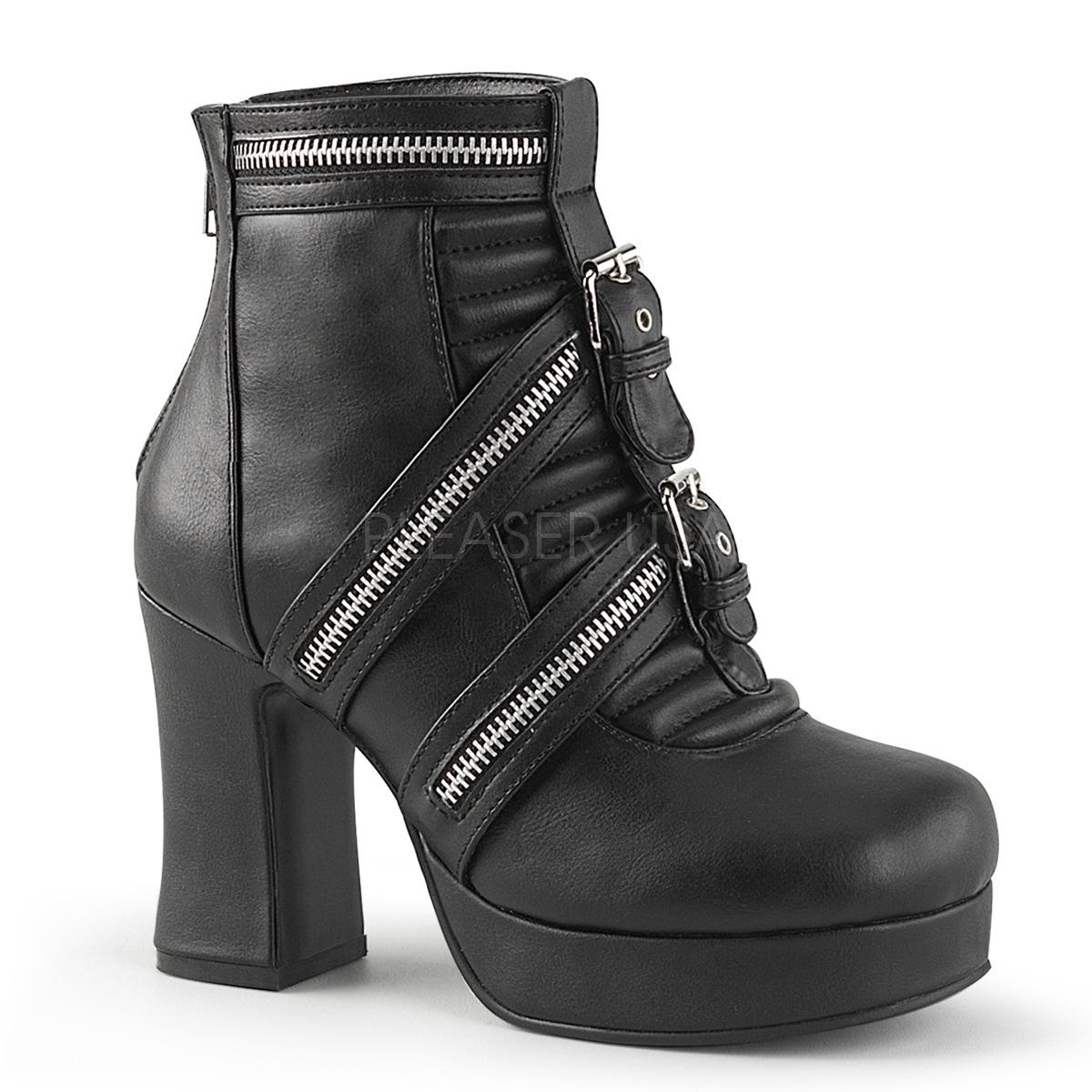 boots ou bottines à talon carré découvrez le style