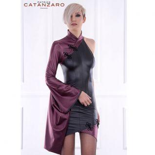 Robe haute couture glamour Catanzaro