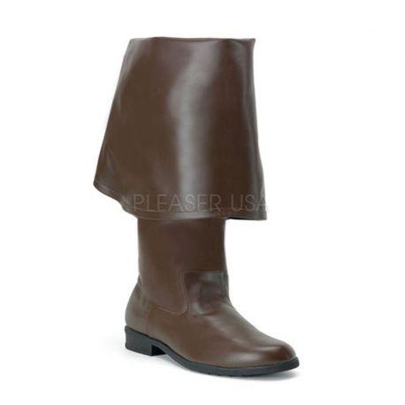 Chaussures marron Gothiques homme LeR857L