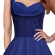 Robe bleue Pin Up