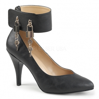 Escarpins noirs à cadenas dream-432