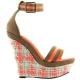 Chaussure haute couture d'été Intrépide