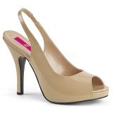 Sandales modes coloris nude