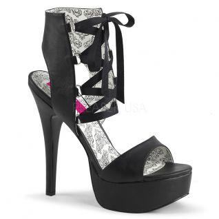 Sandales noires teeze-49w