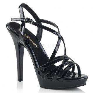 Sandales noires lip-113