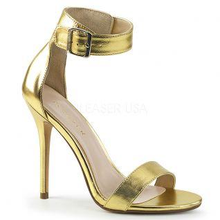 Sandales dorées amuse-10