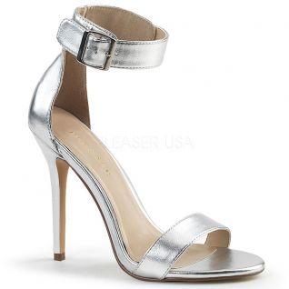 Sandales argentées amuse-10