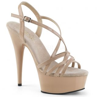 Sandale caramel delight-613