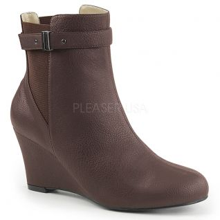 Bottines marron kimberly-102