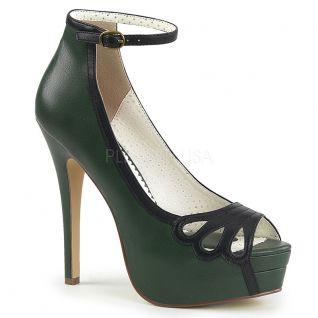 escarpin vert belle-31