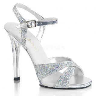 Nu-pieds glitter argent gala-19