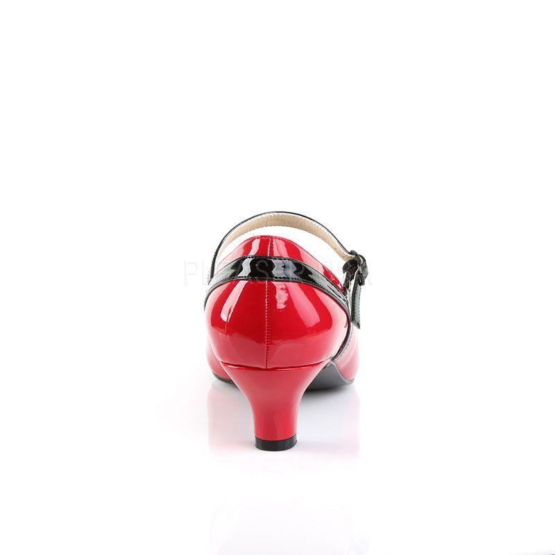 a8bb1fdc4c1348 ... chaussure vernie rouge escarpin · escarpin rouge grandes pointures · Escarpin  rouge fab-425 · Escarpins petit talon ...