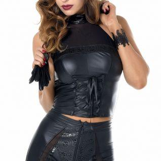 Top sexy noir