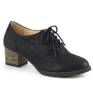 Derbies noirs russel-34