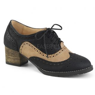 Derbies Pin Up russel-34