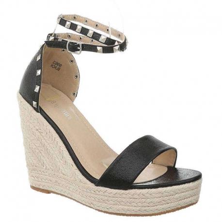 meilleur service 3cb36 35e5c Où trouver des sandales compensées pas chères
