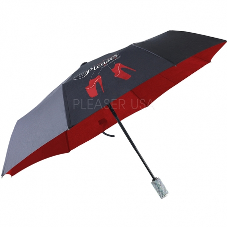 Parapluie strass Pleaser
