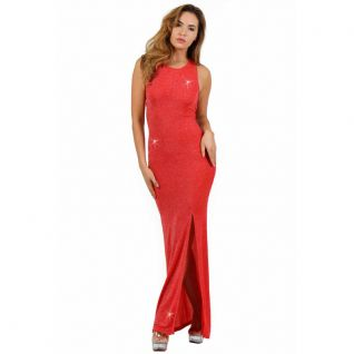 Robe libertine rouge