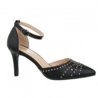 Escarpins d'Orsay noirs